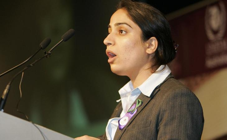 Malalai Joya es una de las activistas más destacadas del feminismo afgano