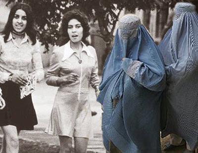 La época en la que las mujeres afganas podían vestir como querían