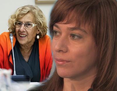 Una exdiputada del PP acusa a Carmena de contratar prostitutas después de confundirse con el inglés