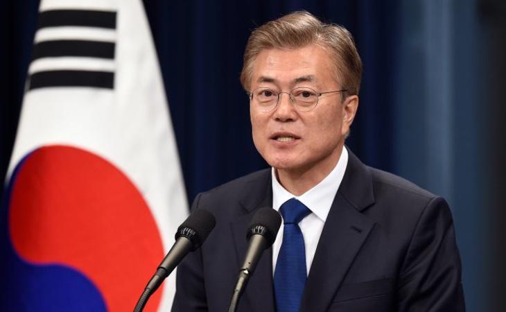 El presidente de Corea del Sur, Moon Jae-in, está en contra de la homosexualidad