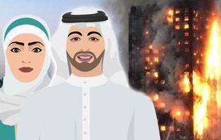 El incendio de Londres podría haber acabado mucho peor sin la ayuda de los musulmanes en Ramadán