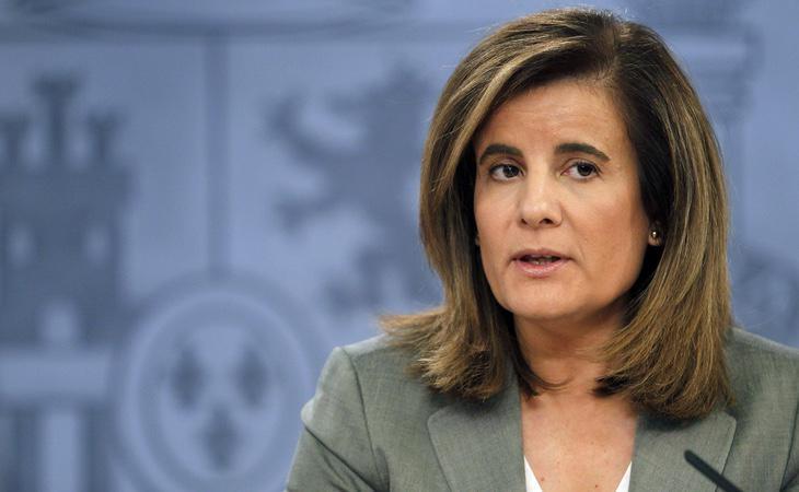 La Ministra de Empleo, Fátima Báñez, ha anunciado la medida