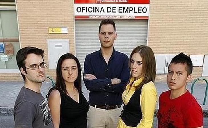 España es el segundo país de Europa con mayor tasad e paro juvenil