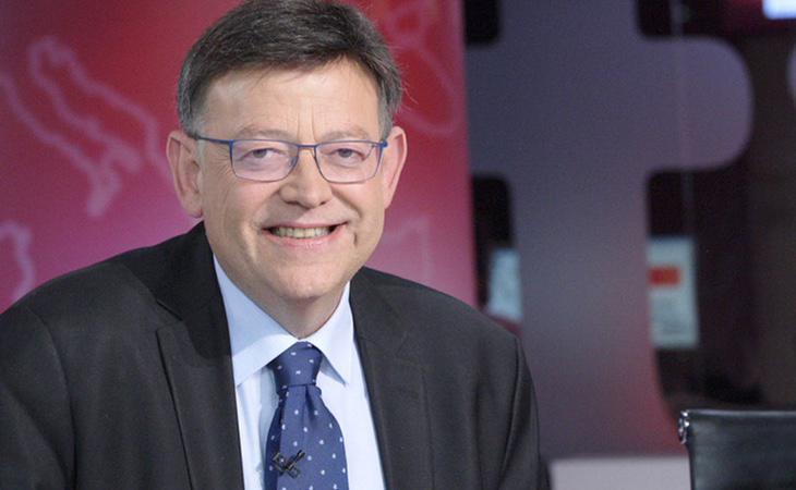 El presidente valenciano, Ximo Puig, tiene muy complicado repetir en el cargo