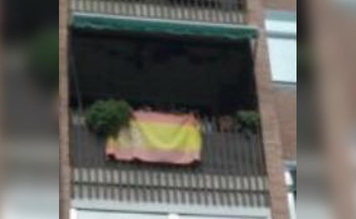 Esta es la bandera de la polémica