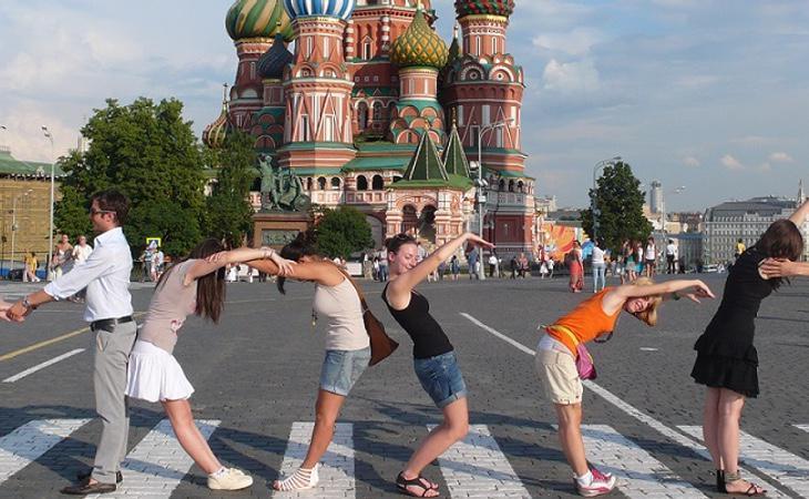 Moscú está sufriendo olas de calor que antes eran impensables