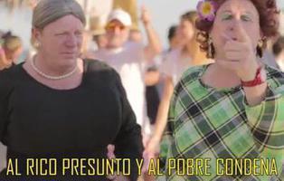 Los Morancos dedican una nueva canción para todos los corruptos de España