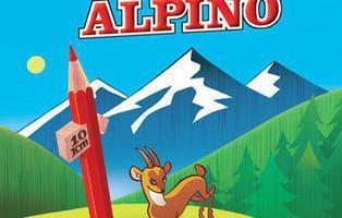 Alpino revela qué significa el cartel de 10km de su famosa caja de lápices
