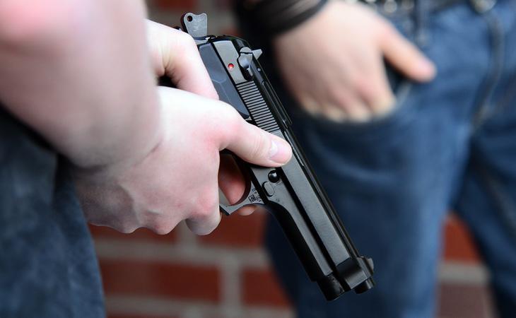 Los defensores de las armas se acogen a la Segunda Enmienda de la Constitución