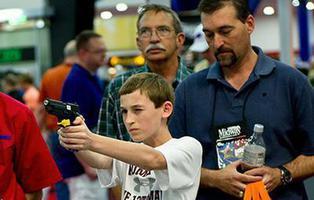 Cada semana mueren 25 niños en Estados Unidos por armas de fuego