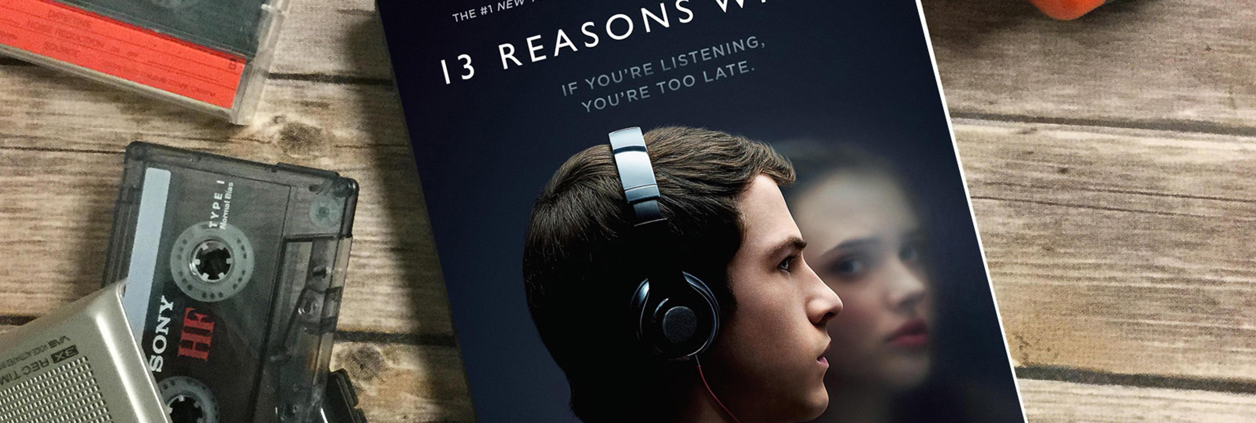 Una mirada psicológica a 'Por 13 razones', ¿puede la serie de Netflix provocar suicidios en adolescentes?