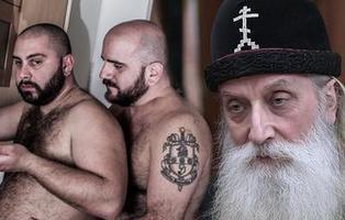 ¡La barba te protege de la homosexualidad!, según un líder religioso ruso