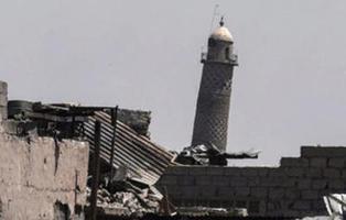 El Daesh destroza una mezquita con más de ocho siglos de antigüedad
