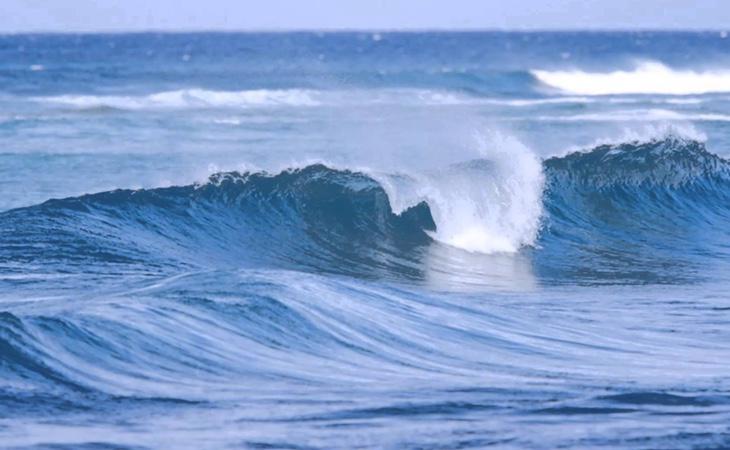 El mar contiene propiedades purificadoras