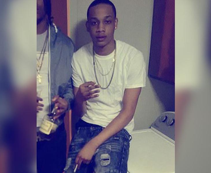 Shaquan Taylor ha sido acusado por dos delitos de agresión agravada