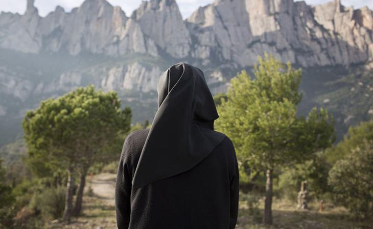 La monja no comprende los motivos de la agresión
