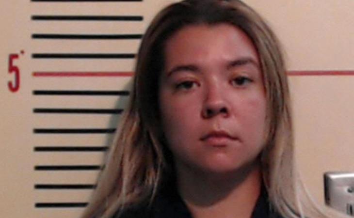 Cynthia Marie Randolph, acusada de la muerte de sus dos hijos