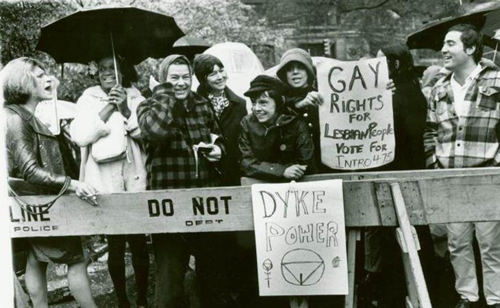 La Plataforma quiere recuperar el espíritu de Stonewall