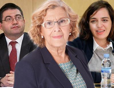 La Justicia no ha imputado ni a Sánchez Mato ni a Mayer, concejales de Carmena