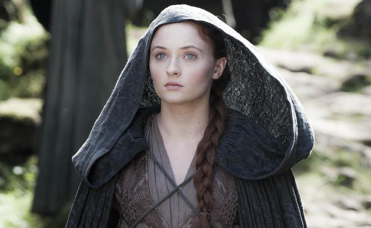 Nadie se espera que Sansa Stark alcance el Trono de Hierro