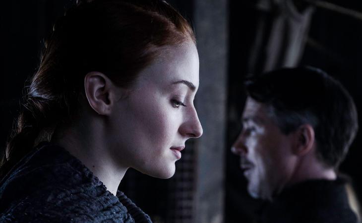 Sansa Stark es la gran debilidad de Meñique