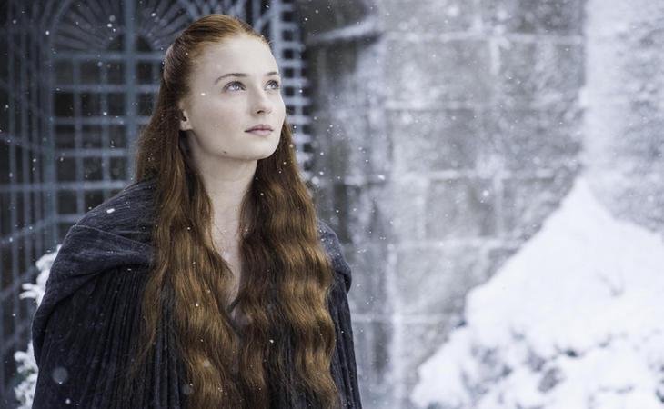 Sansa Stark ha aprendido a jugar al juego de tronos