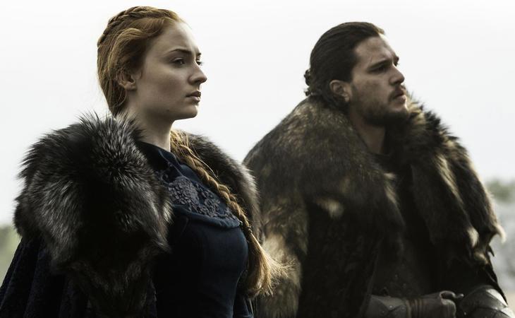 Sansa Stark recuperó Invernalia