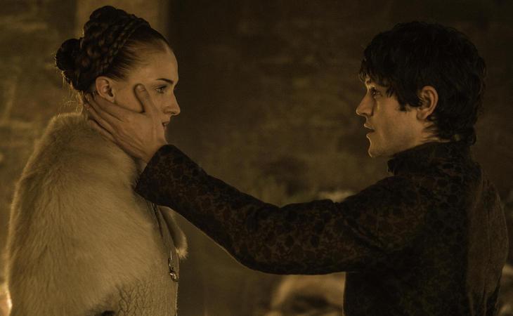 Ramsay Bolton sometió a todo tipo de torturas a Sansa Stark