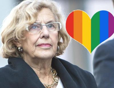 """París ceda a Madrid el título de """"Ciudad del Amor"""" durante el World Pride gracias a Carmena"""
