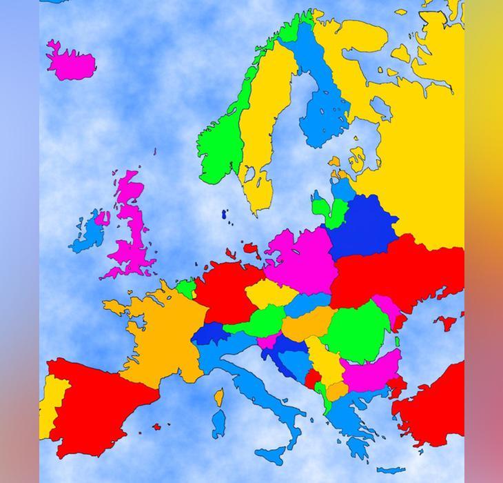 Parte de Europa quedaría sepultada (Reddit)