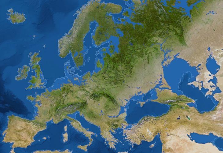 Europa sufriría una crisis humanitaria sin precedentes (National Geographic