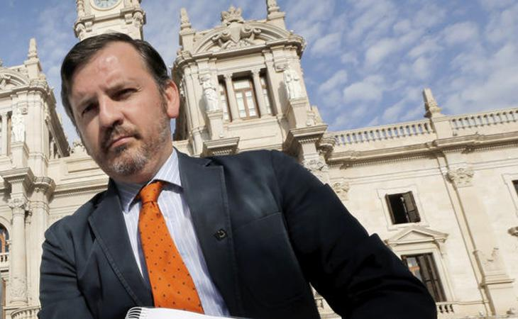 El líder de Hazte Oír, Ignacio Arsuaga