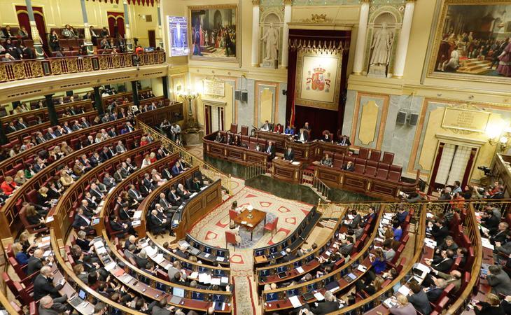 La actual composición del Congreso dificulta la aprobación de la medida