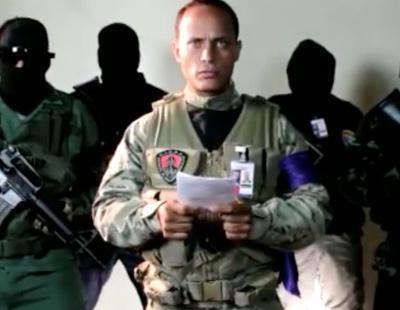Dos opositores venezolanos secuestran un helicóptero para atacar el Tribunal Supremo
