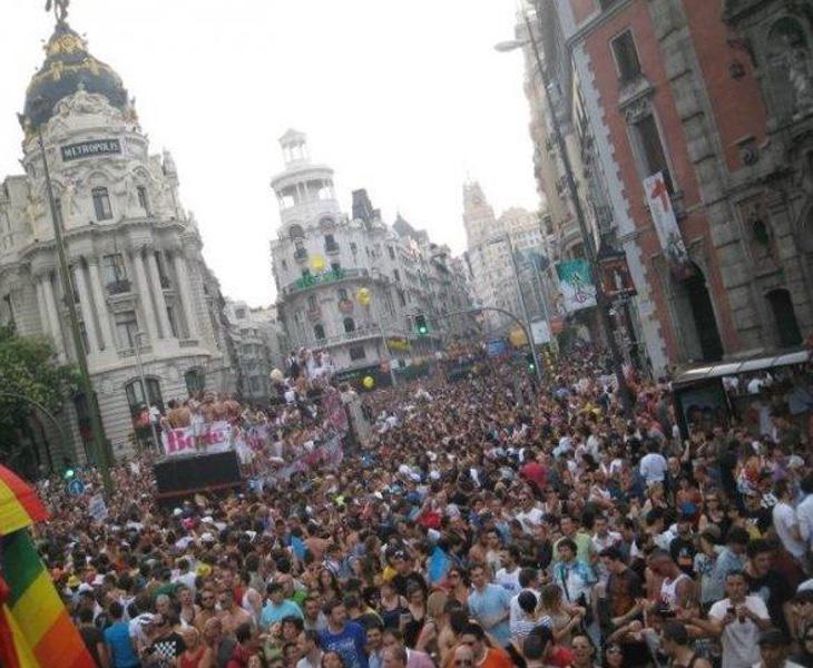 La capital ha acogido a tres millones de visitantes durante estas fechas
