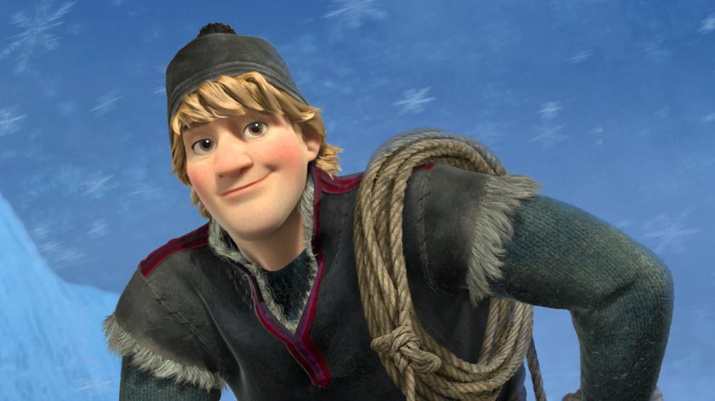 Pon un Kristoff en tu vida y vendrá de regalo con un reno