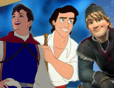 La evolución del ideal de hombre a través de los príncipes Disney