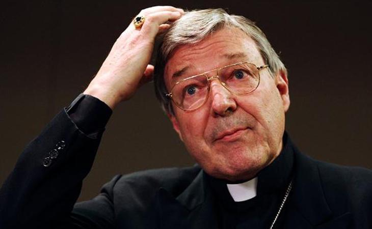 El cardenal Geoge Pell ha sido imputado por pederastia