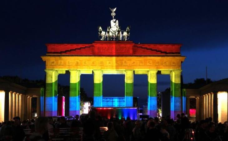 Alemania es el país número 24 en aprobar el matrimonio homosexual