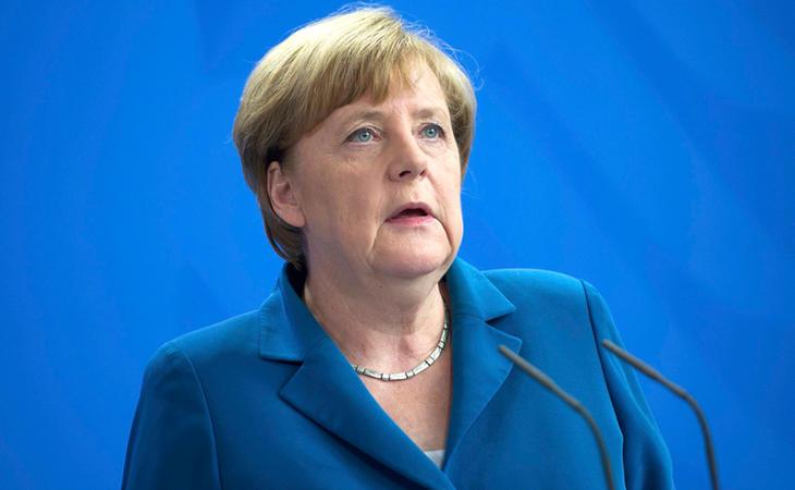 Angela Merkel ha votado en contra del matrimonio igualitario