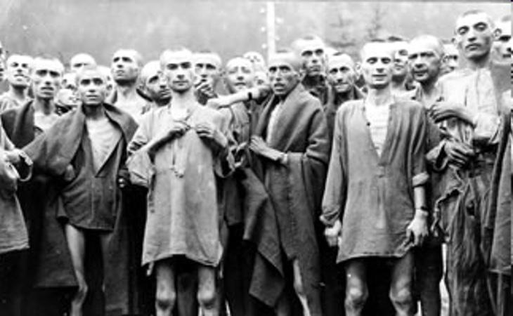 Al menos seis millones de personas murieron en los campos de concentración nazis