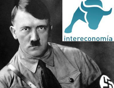 """Intereconomía alaba la política """"económica y social avanzada"""" de Hitler en un programa de televisión"""