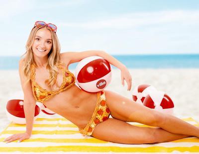 'Pizzakini': El bikini hecho de masa y queso ya puede ser tuyo por 10.000 dólares