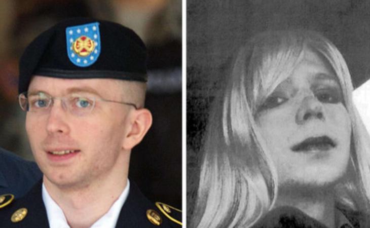 Chelsea Manning ha sido una de las militares trans más destacadas del Ejército estadounidense