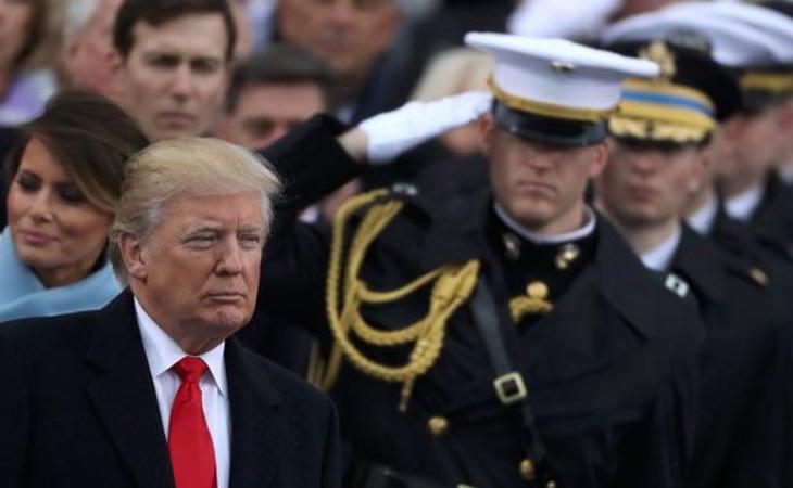 El presidente Donald Trump, en una foto de archivo