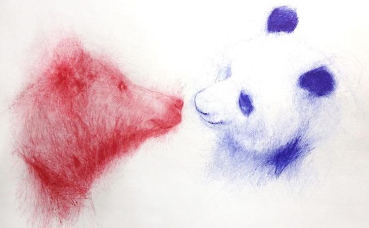 'El beso'