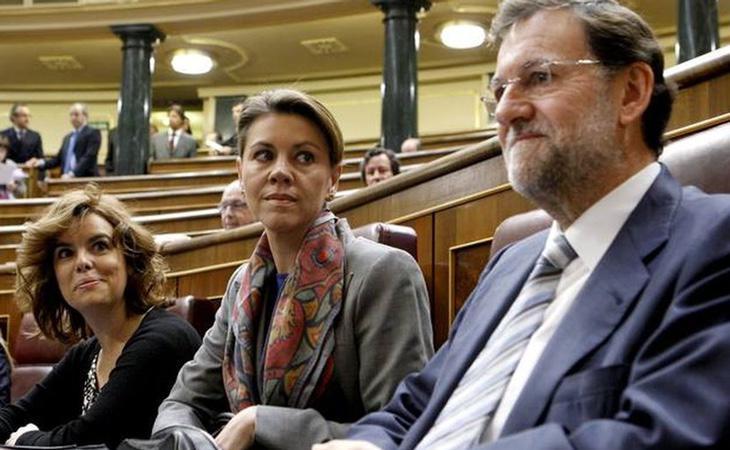 Rajoy consultó a su núcleo duro antes de considerar participar en el World Pride