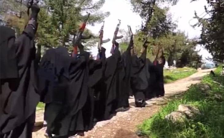 Sally Jones se arrepiente de haberse unido a la Yihad