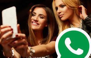 WhatsApp permite hacer selfies nocturnos y te explicamos cómo