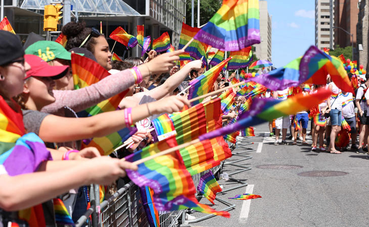 Toronto es uno de los mejores lugares para vivir si eres LGTBI